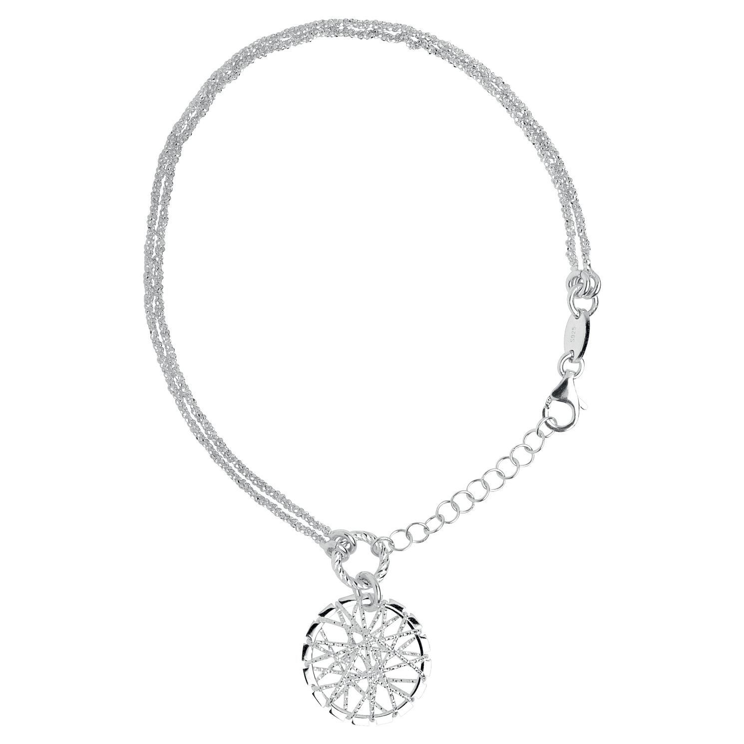 Links Of London Dreamcatcher Sterling Silver Bracelet - Product number 3885313