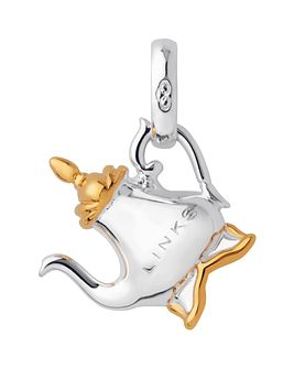 Links of London Gold-Plated Silver Tea Pot Charm - Product number 3885399