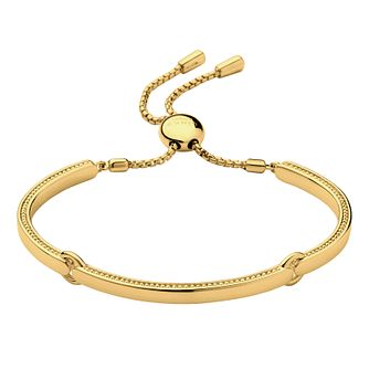 Links of London Narrative 18ct Gold Vermeil Bracelet - Product number 3885437