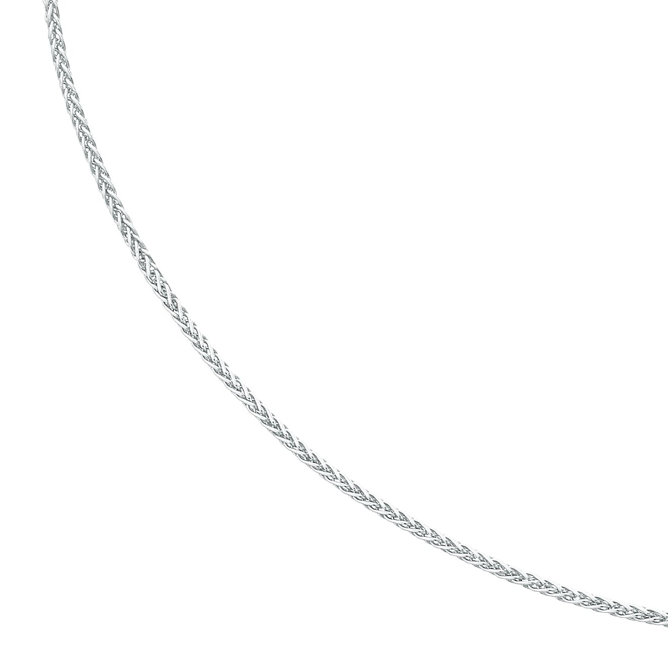 Sterling Silver Adjustable Spiga Chain - Product number 3887057