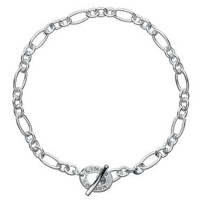 Links of London Signature XS Sterling Silver Bracelet M - Product number 3888452