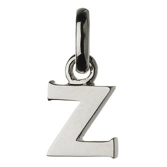 Links of London Sterling Silver Alphabet Z Charm - Product number 3890511
