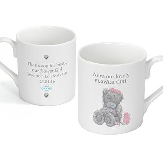 Personalised Me To You Pink Wedding Mug - Product number 3891054