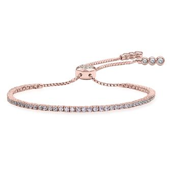 CARAT* LONDON Lexi Rose Gold Plated Bracelet - Product number 3904865