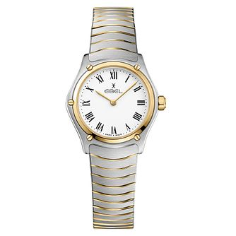 Ebel Sport Classic Ladies' Two Colour Bracelet - Product number 3908364