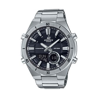 Casio Edifice Chronograph Stainless Steel Bracelet Watch - Product number 3927709