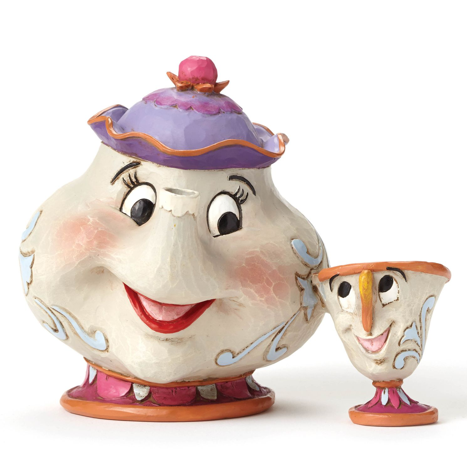 Disney Traditions Mrs Potts & Chip Figurine - Product number 3930769