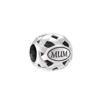 Chamilia Mum Basket Weave Charm - Product number 3931951