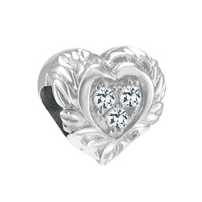 Chamilia Put It In Writing Charm with Black Enamel - Product number 5845726