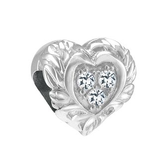 Chamilia Surrounded By Love Charm with Swarovski Zirconia - Product number 3932044