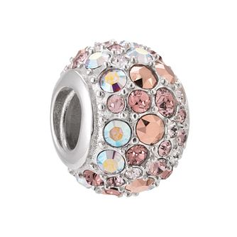 Chamilia Kaleidoscope Charm with Rose Gold Swarovski Crystal - Product number 3932141