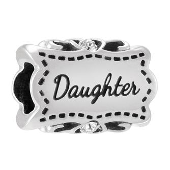 Chamilia Lovely Daughter Charm - Product number 3932729