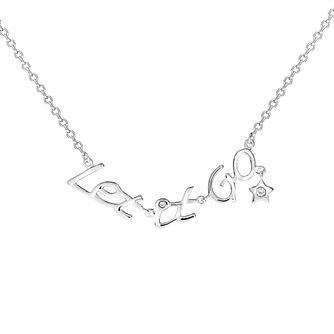 Disney Frozen Children's 'Let It Go' Necklet - Product number 3941078