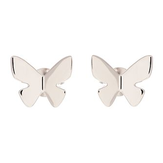 Olivia Burton Sterling Silver Butterfly Earrings - Product number 3945235