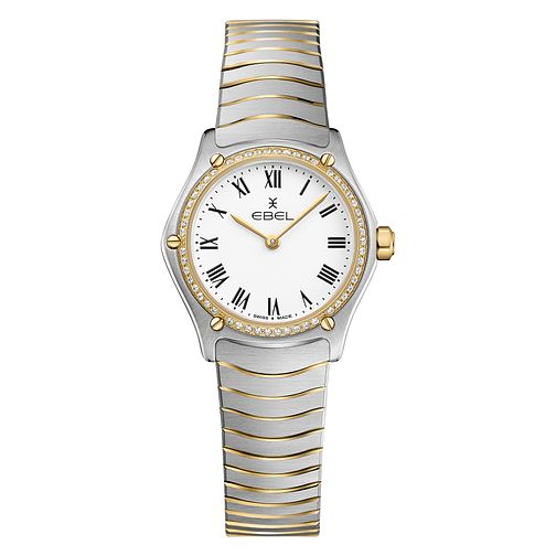 Ebel Sport Classic Ladies' Two Colour Bracelet Watch - Product number 3945812