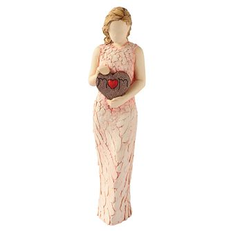 More Than Words Heart Of The Home Figurine - Product number 3946231