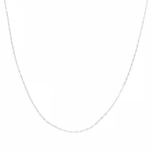 "Sterling Silver 28"" Small Chain Necklace - Product number 3959996"
