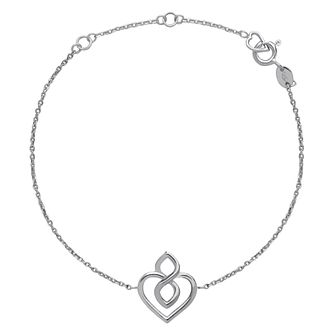 Links of London Ladies' Sterling Silver Infinite Bracelet - Product number 3964582
