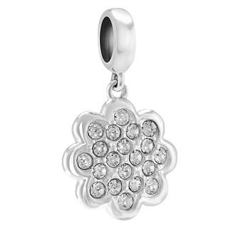 Chamilia Delicate Doilies Sterling Silver & Swarovski Charm - Product number 3967190
