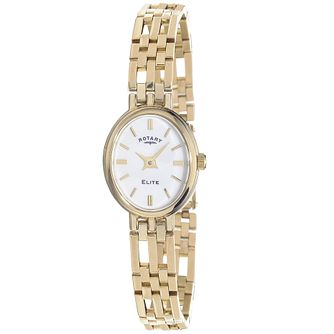 Rotary Ladies' 9ct Gold Bracelet Watch - Product number 3986624