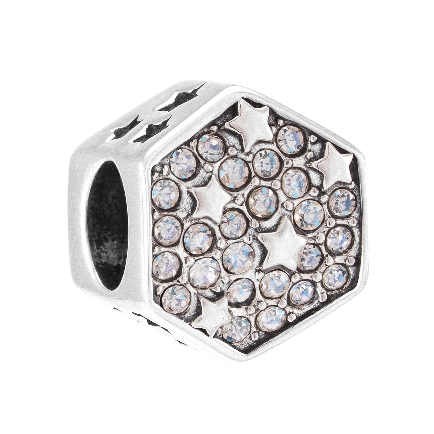 Chamilia Starry Night Sterling Silver & Swarovski Bead - Product number 4002288