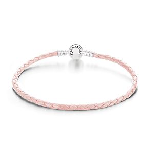 Chamilia Blush Leather Bracelet Small - Product number 4006070