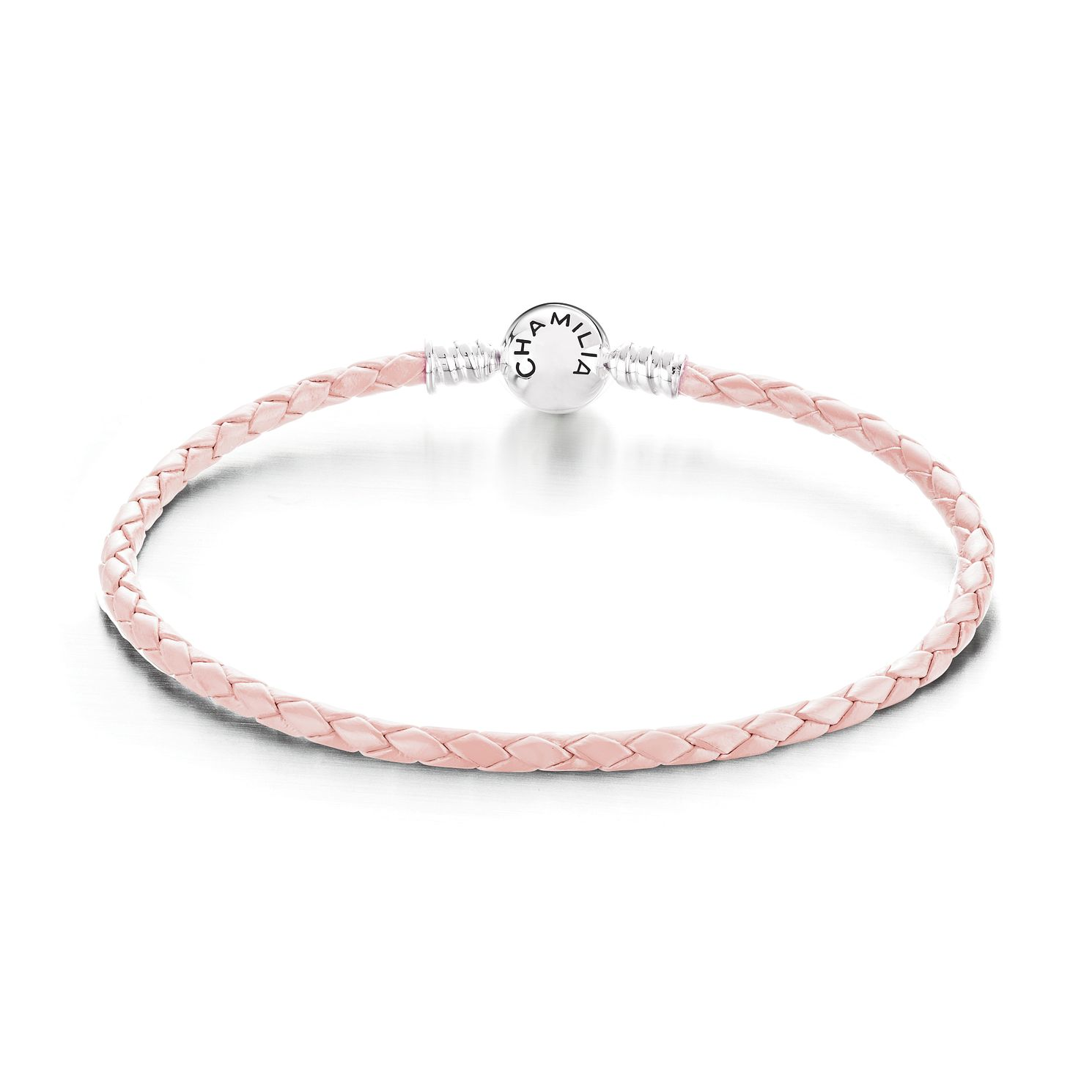 Chamilia Blush Leather Bracelet Large - Product number 4006119