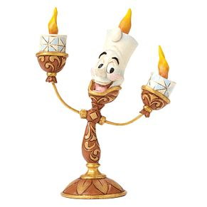 Disney Traditions Lumiere Oh La La Figurine - Product number 4006798