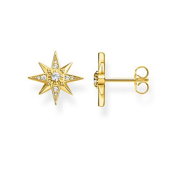 Thomas Sabo Sterling Silver Magic Star Stud Earrings - Product number 4007522
