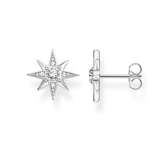 Thomas Sabo Sterling Silver Magic Star Stud Earrings - Product number 4007573