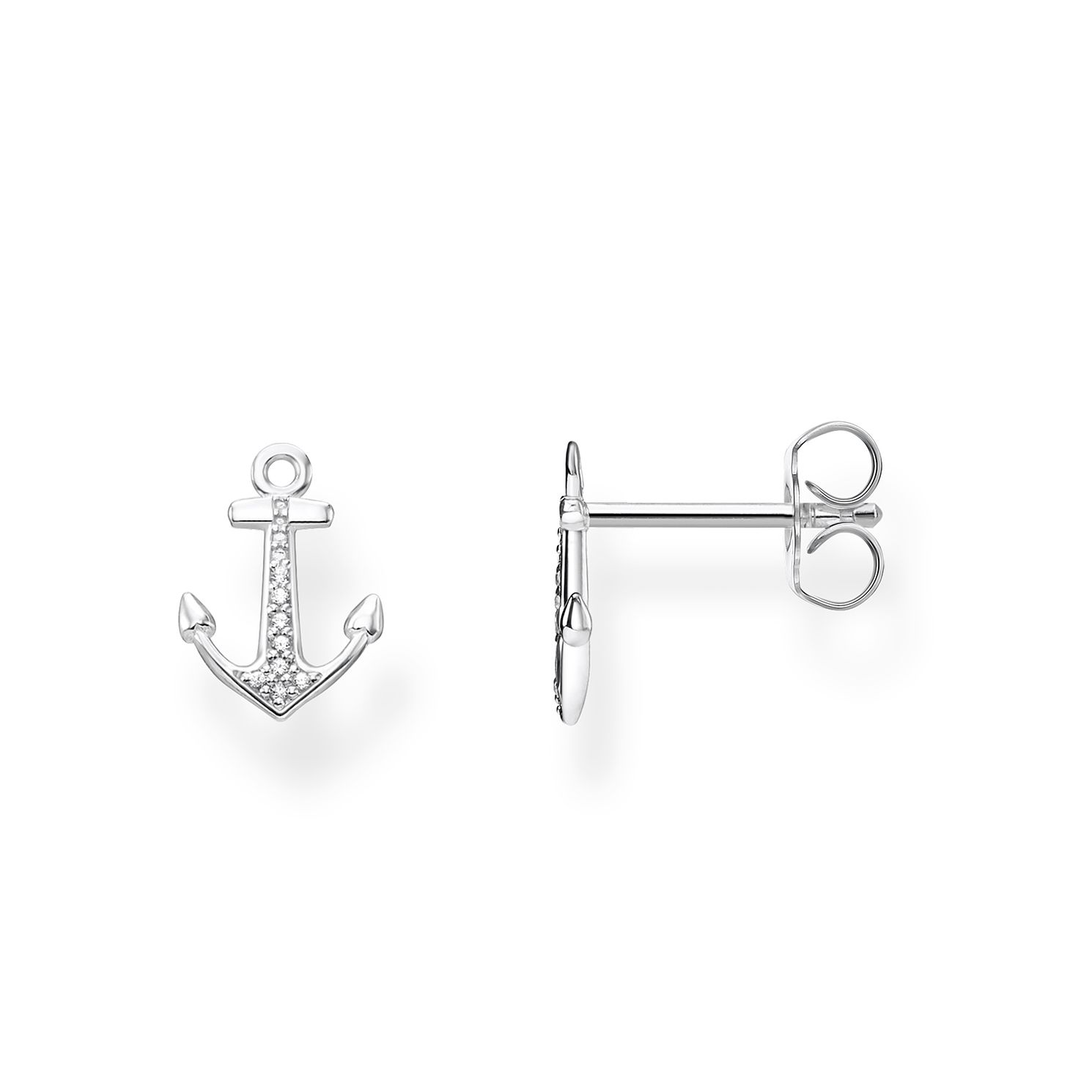 Thomas Sabo Sterling Silver Magic Star Stud Earrings - Product number 4007735