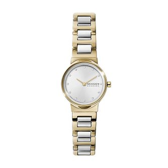 Skagen Ladies' Silver Dial Stainless Steel Bracelet Watch - Product number 4012003