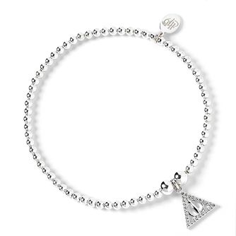 Harry Potter Deathly Hallows Ball Bead Charm Bracelet - Product number 4014502