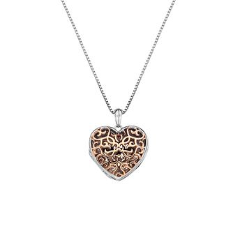 Hot Diamonds Shelter Ladies' Rose Gold Plated Locket - Product number 4017137