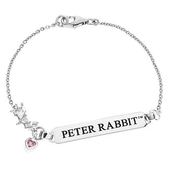 Beatrix Potter Peter Rabbit Children's Charm Bracelet - Product number 4020022