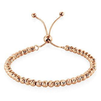 Buckley London Soho Rose Gold Plated Adjustable Bracelet - Product number 4029143