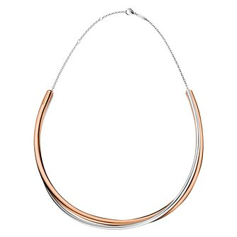 Calvin Klein Two Tone Double Strand Choker - Product number 4029682