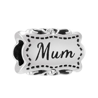 Chamilia Lovely Mum Sterling Silver & Swarovski Bead - Product number 4034910