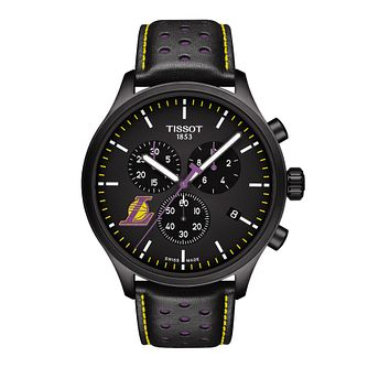 Tissot Chrono XL NBA Teams Los Angeles Lakers Watch - Product number 4035941