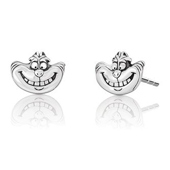 Chamilia Disney Sterling Silver Cheshire Cat Earrings - Product number 4042824