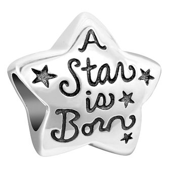 Chamilia Sterling Silver Born Star Charm - Product number 4043847