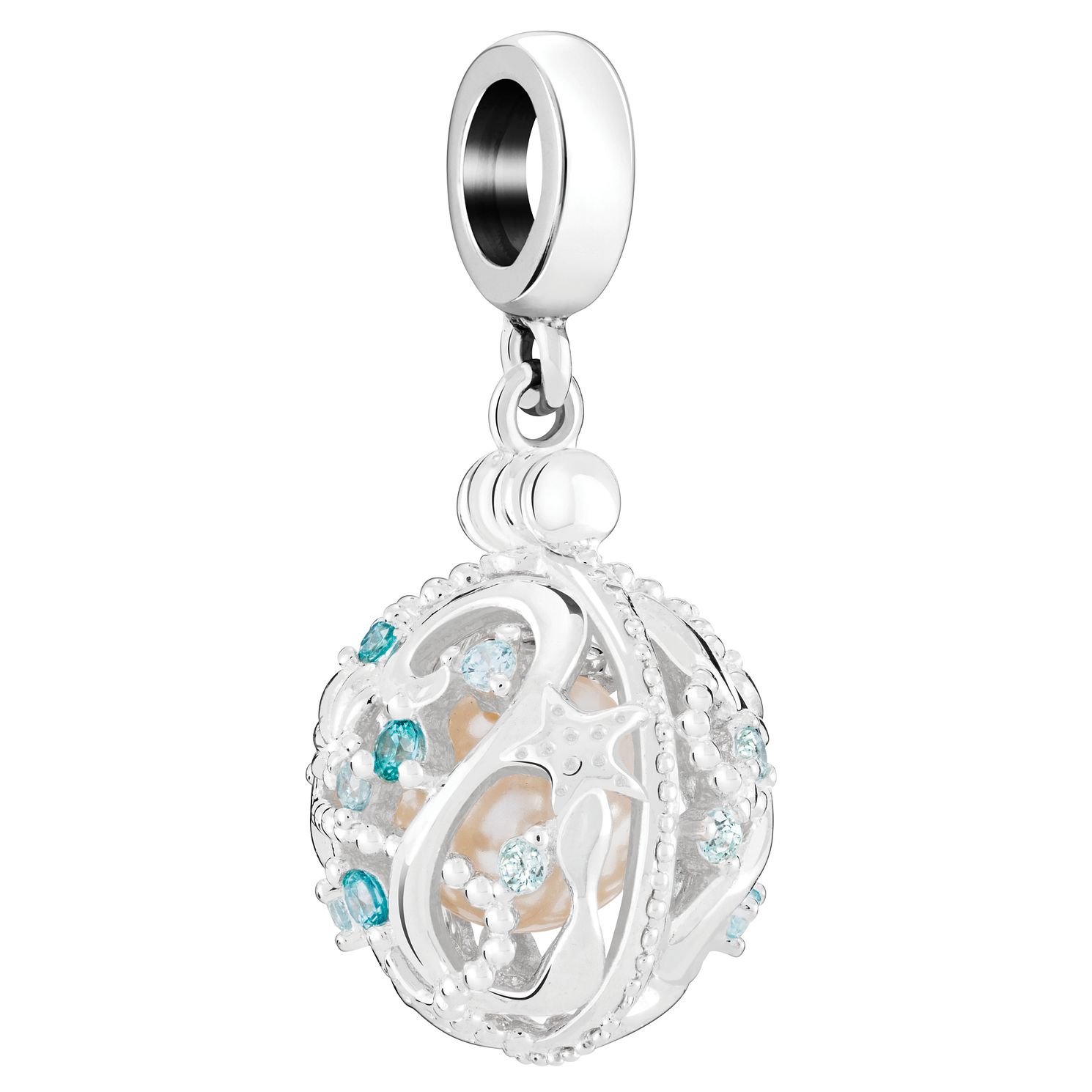 Chamilia Sterling Silver Opulent Sea Secret Charm - Product number 4052358