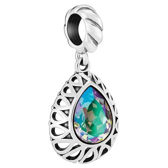 Chamilia Sterling Silver Boho Teardrop Charm - Product number 4052986
