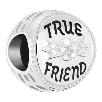 Chamilia Sterling Silver True Friend Charm - Product number 4053001