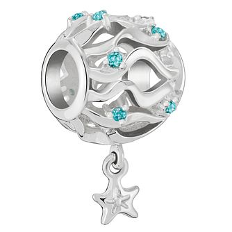 Chamilia Sterling Silver Reflection Accent Charm - Product number 4053133