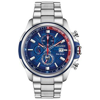 Citizen Marvel Spiderman Stainless Steel Watch - Product number 4089529