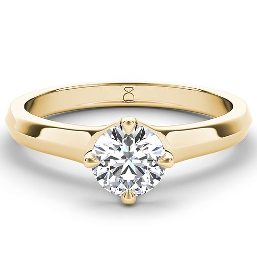 The Diamond Story 18ct gold 1ct diamond solitaire ring - Product number 4092236