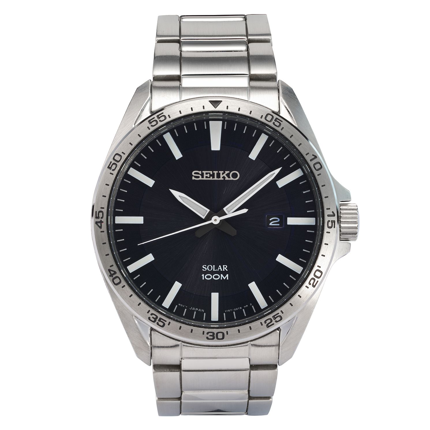 Seiko Men's Stainless Steel Bracelet Watch - Product number 4093445