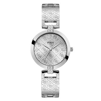 Guess Ladies' 4-G Stainless Steel Bracelet watch - Product number 4094344
