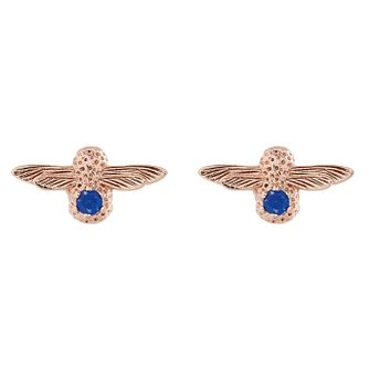 Olivia Burton Bejewelled Lapis Lazuli Stud Earrings - Product number 4097823